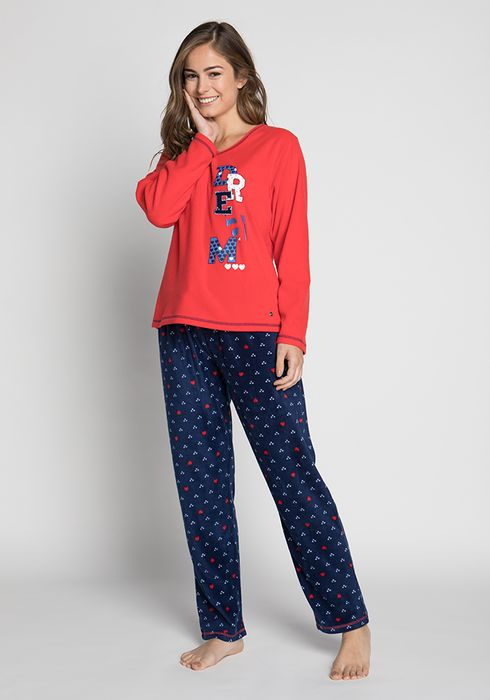 393350164 PIJAMA-POLAR-PANTALON-LARGO
