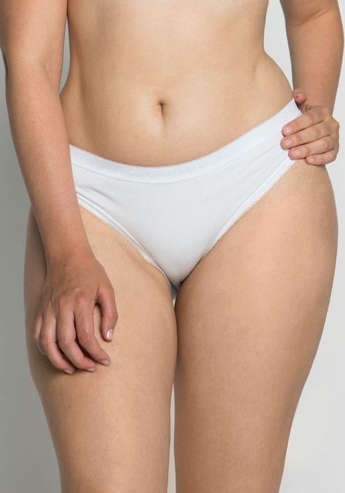 Bikini-Cotton-Lycra
