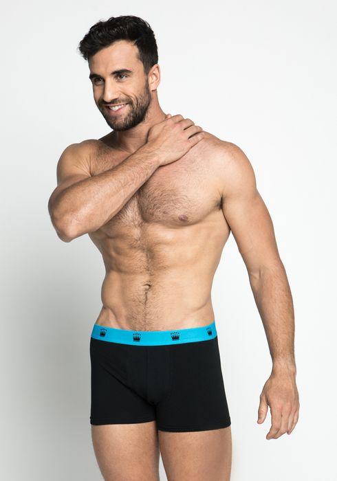 Boxer-Adulto-Algodon-Elasticado-Corto