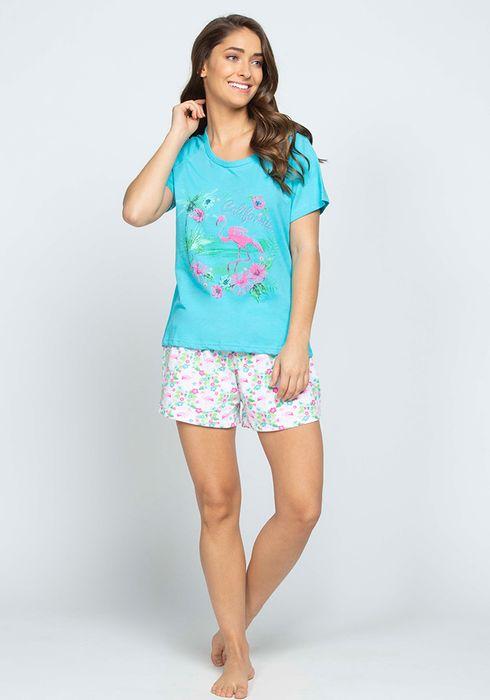 96249c7f7 Pijama-Short-Algodon